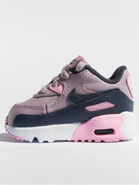 Nike Sneakers Air Max 90 Leather rose