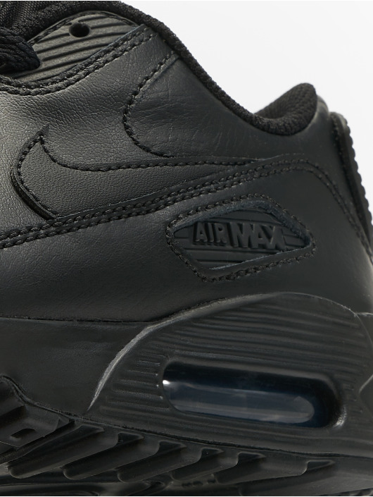 Nike Sneakers Air Max 90 Leather PS sort