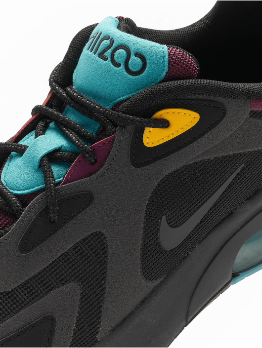 Nike Sneakers Air Max 200 sort