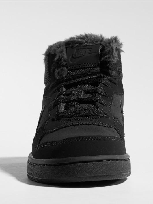 low priced dbf44 2b76b ... Nike Sneakers Court Borough Mid Winter svart ...