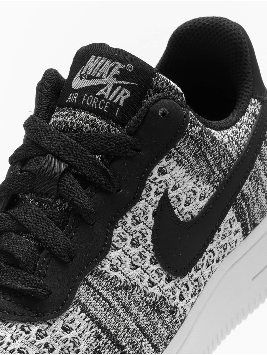 Nike Sneakers Air Force 1 Flyknit 2.0 (GS) svart