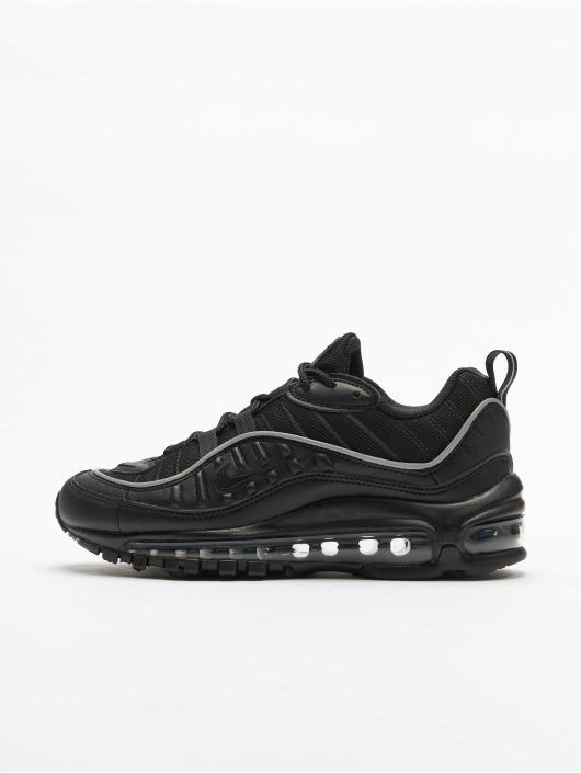 Nike Air Max 98 Sneakers BlackBlackOff Noir