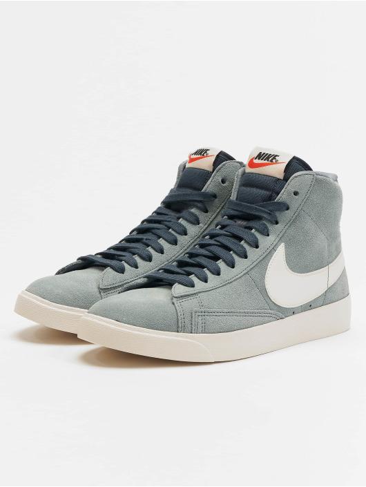 Nike Sneakers Blazer Mid Vintage Suede szary