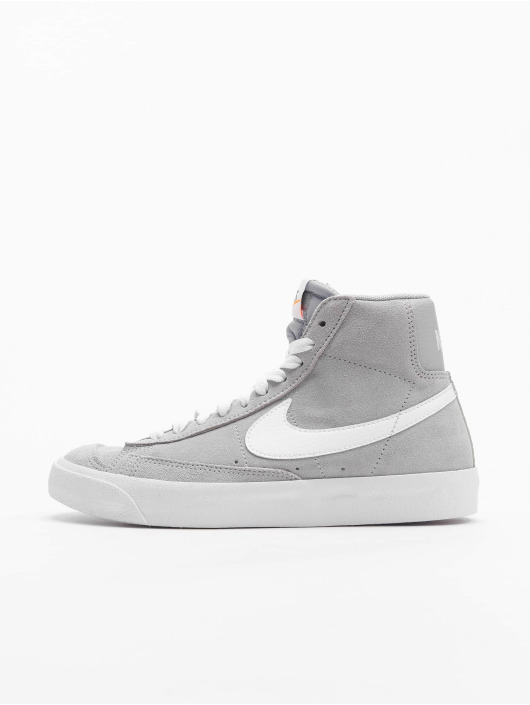Nike Sneakers Mid '77 Suede (GS) szary