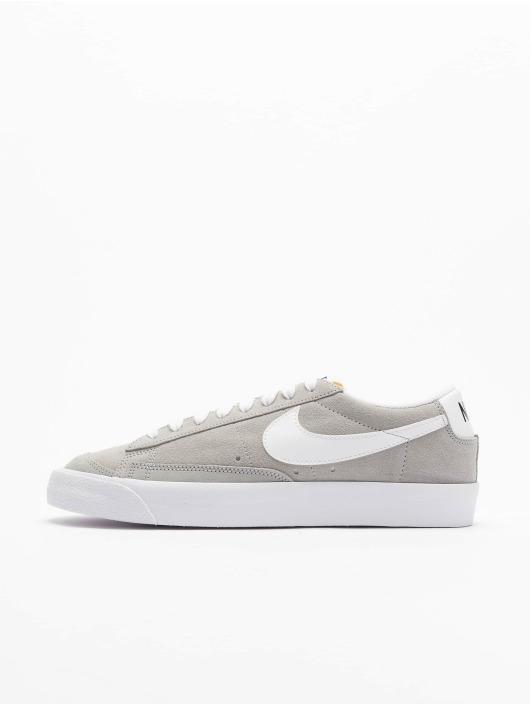 Nike Sneakers Blazer Low '77 SUEDE szary