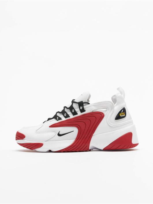 Nike Zoom 2K Sneakers WhiteBlackGym RedWhite
