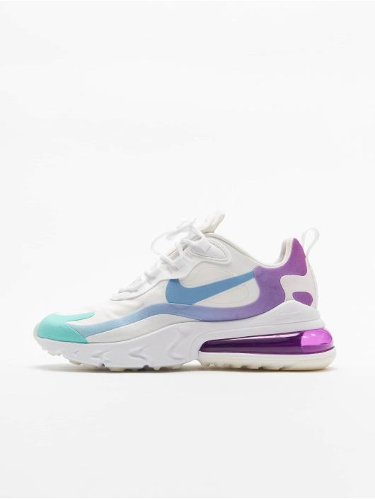 Nike Air Max 270 React (white rose light blue) | 43einhalb