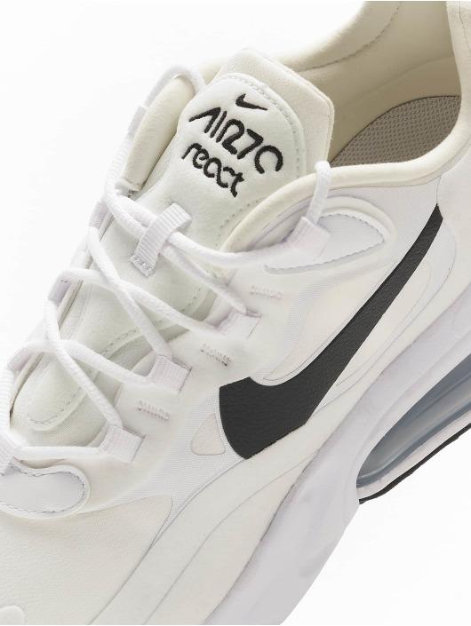 Nike – Air Max 720 – Vita och silverfärgade sneakers