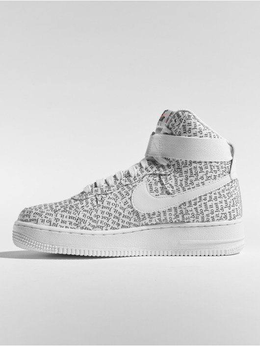 Nike Sneakers Air Force 1 High LX white