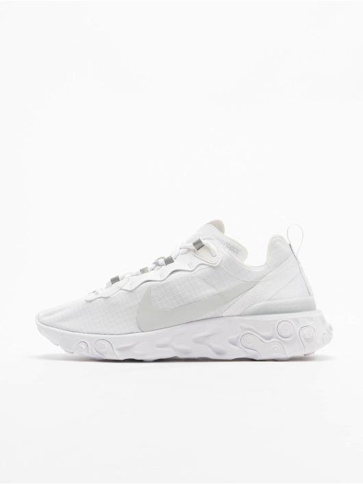 Nike Sneakers React Element 55 SE SU19 white