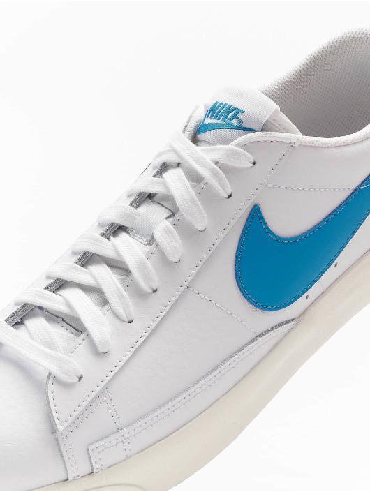 Nike Sneakers Blazer Low Leather white