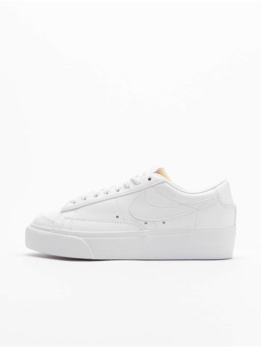 Nike Sneakers Blazer Low Platform white