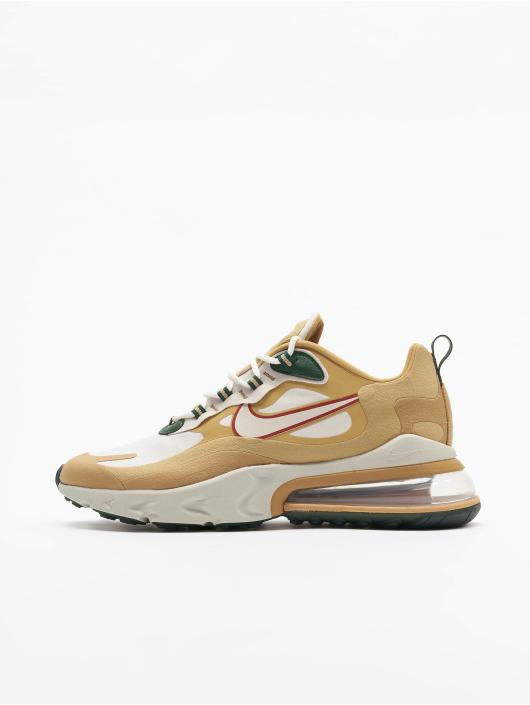 Nike Sneakers Air Max 270 React zlatá