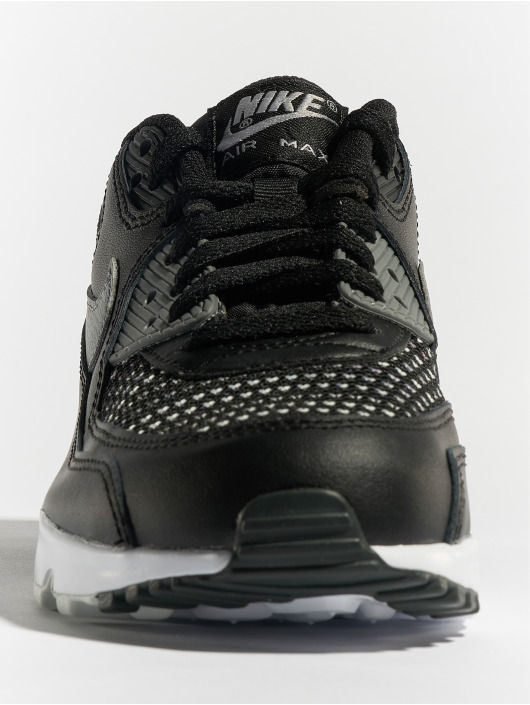 Nike Snejkry Air Max 90 Mesh SE (GS) čern