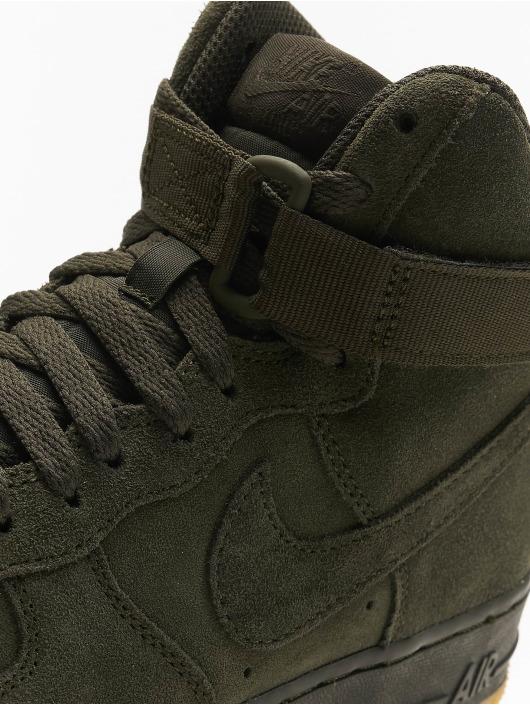 Nike Snejkry Air Force 1 High LV8 (GS) hnědožlutý
