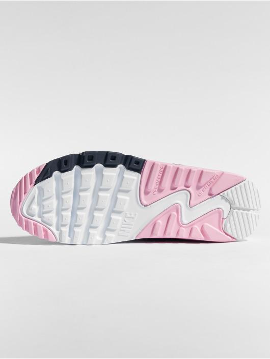 Nike Snejkry Air Max 90 Leather (GS) růžový