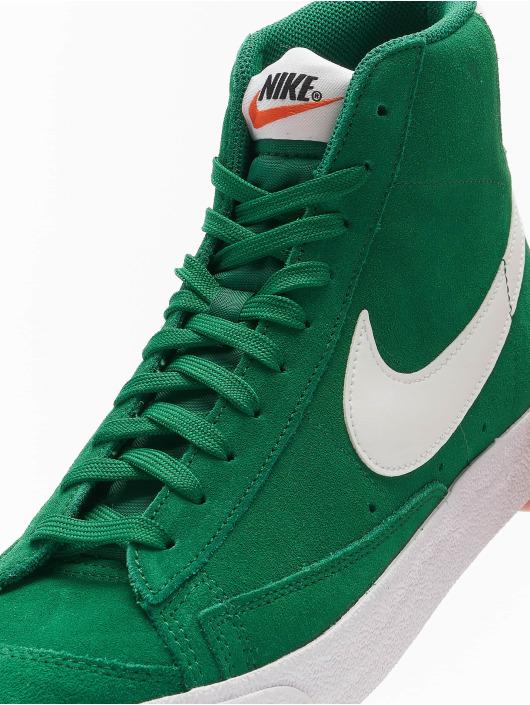 Nike Snejkry Mid '77 Suede zelený