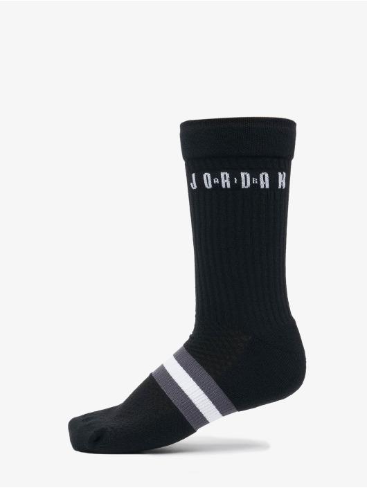 Nike Socks U J Legacy Crew 2pr black
