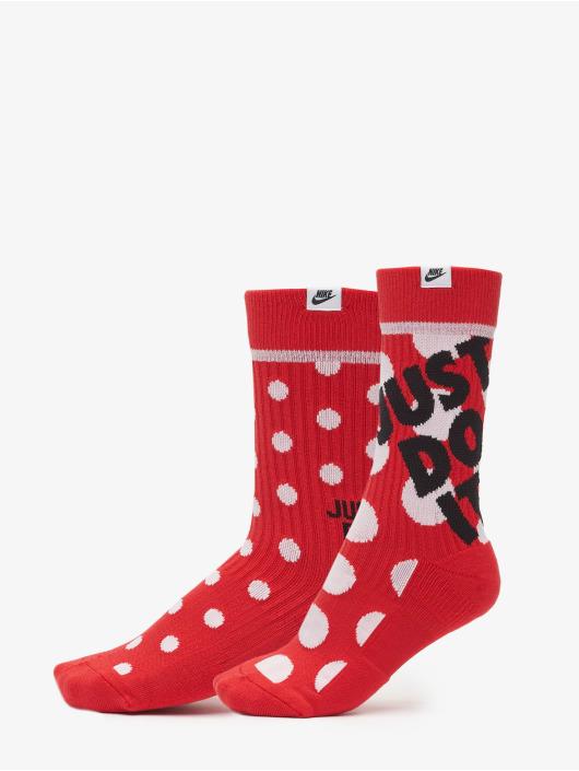 Nike Socks JDI SNKR red