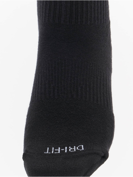 Nike Sokken Everyday Plus Cush Crew zwart