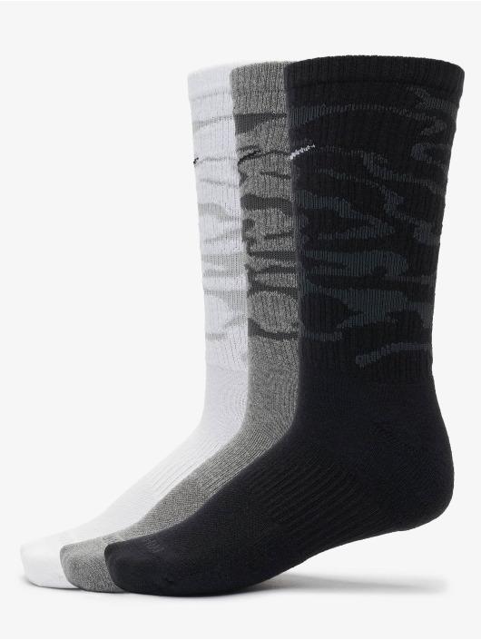 Nike Sokker Everyday Plus Cush Crew 3 Pack kamuflasje