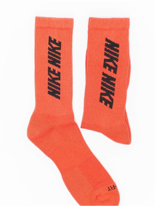 Nike Sokker Everyday Plus Cush Crew 3 mangefarget