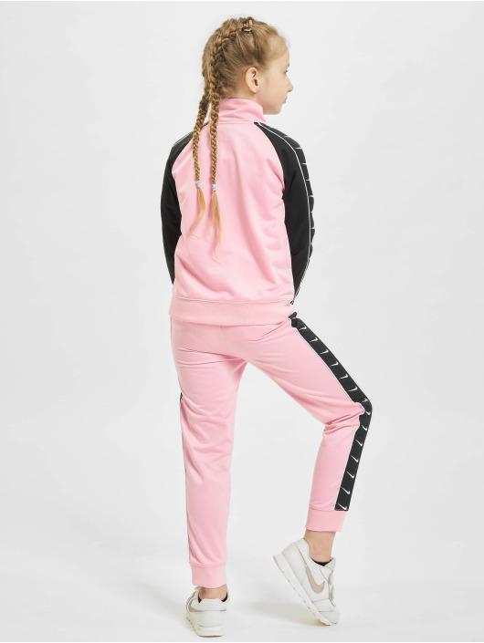 Nike Sonstiges Swoosh Tricot pink