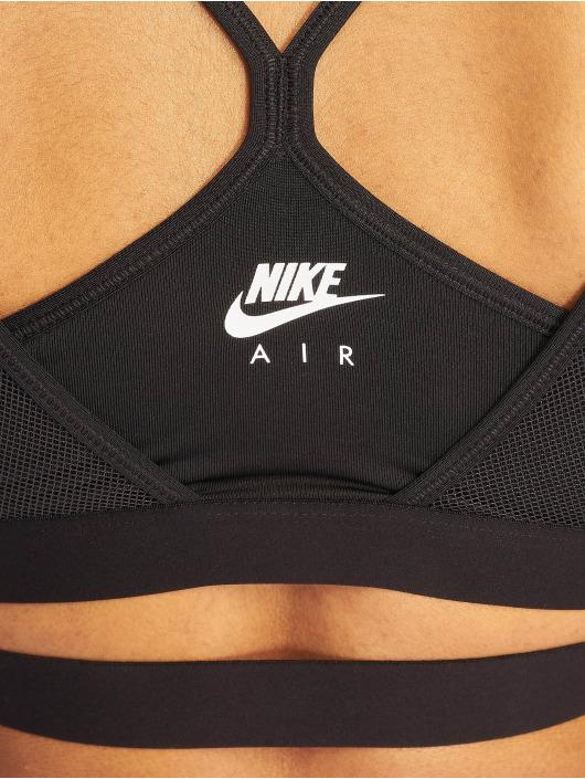 Nike Soutiens-gorge de sport Air Mesh noir