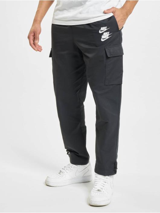 Nike Spodnie Chino/Cargo Woven czarny