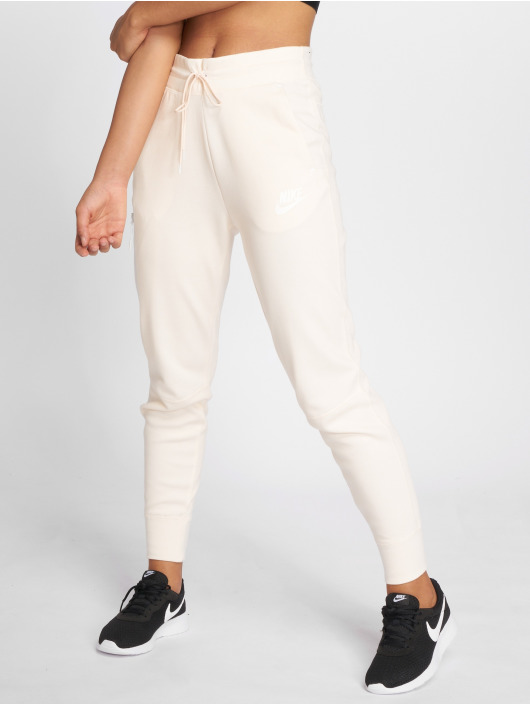Nike Spodnie do joggingu Sportswear Tech Fleece bezowy