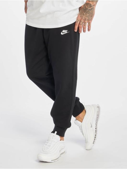 Nike Spodnie do joggingu Club Jogger czarny