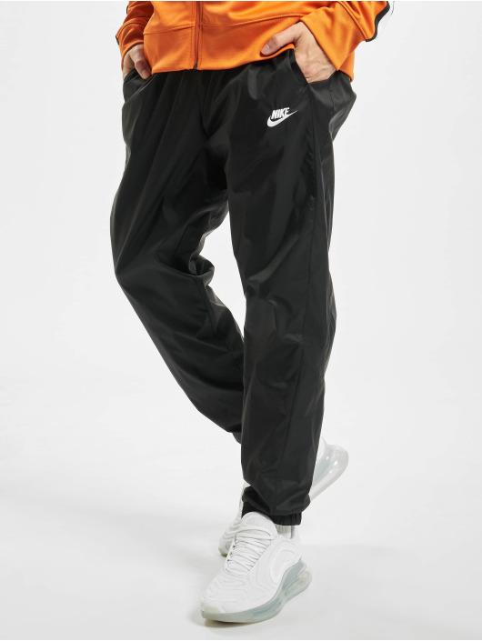 Nike Spodnie do joggingu Woven Core czarny