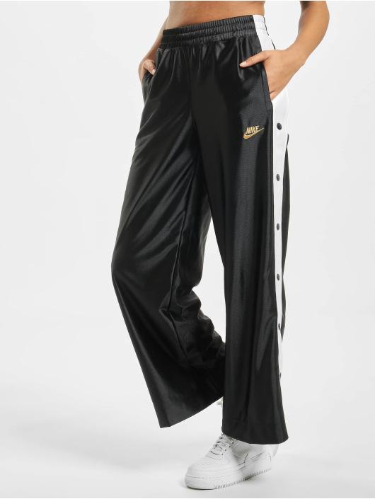 Nike Spodnie do joggingu Glam Dunk Popper czarny