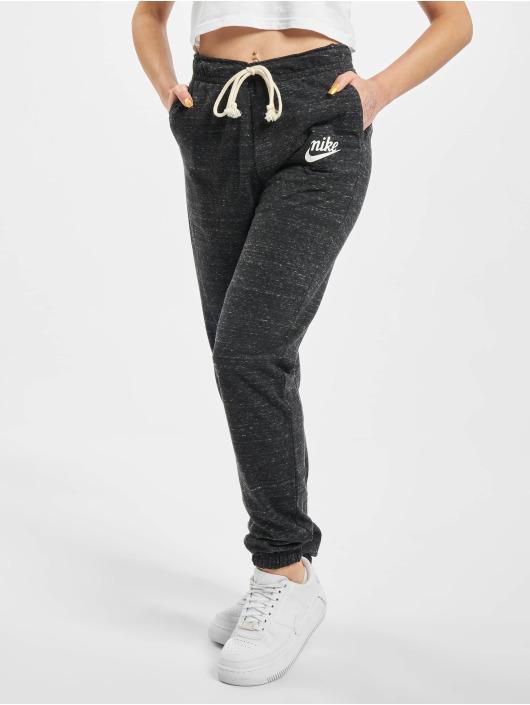 Nike Spodnie do joggingu Gym Vintage czarny