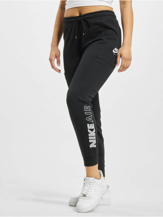 Nike Spodnie do joggingu W Nsw Air czarny