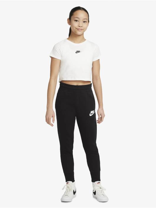 Nike Spodnie do joggingu Club czarny