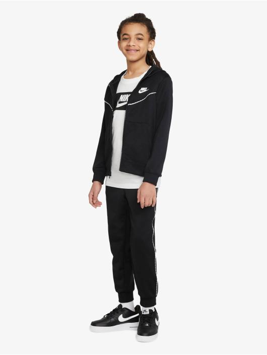 Nike Spodnie do joggingu Repeat czarny