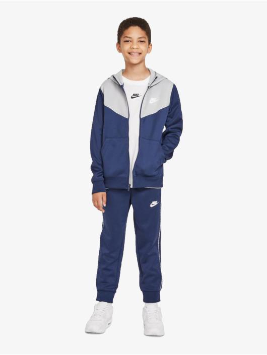 Nike Spodnie do joggingu Repeat niebieski