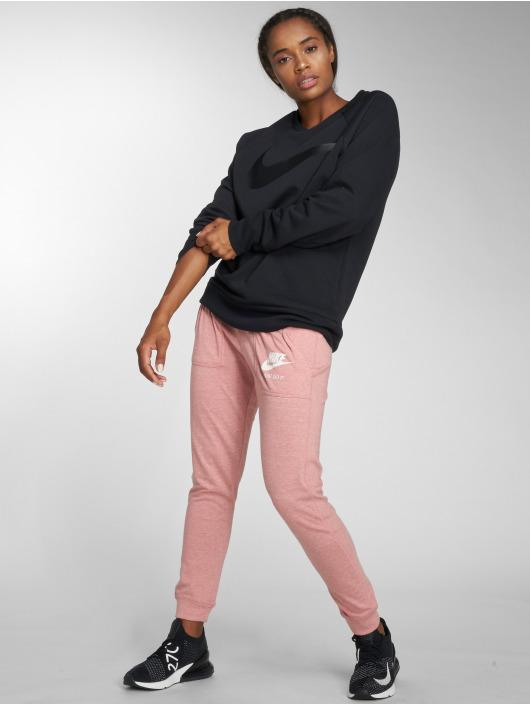 Nike Spodnie do joggingu Sportswear Gym pink