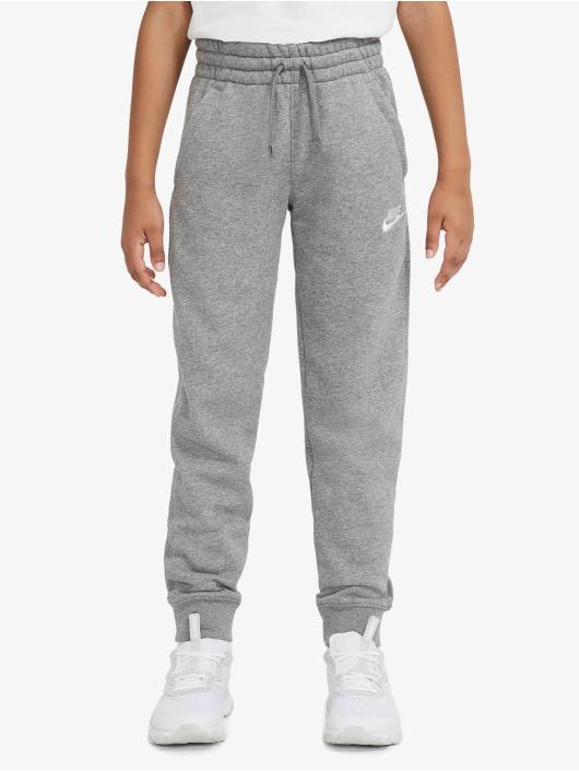 Nike Spodnie do joggingu Club szary