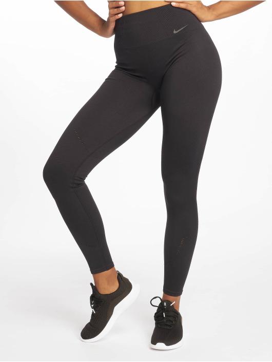 Nike Sport Tights Power Tight Studio Seamless Vnr black