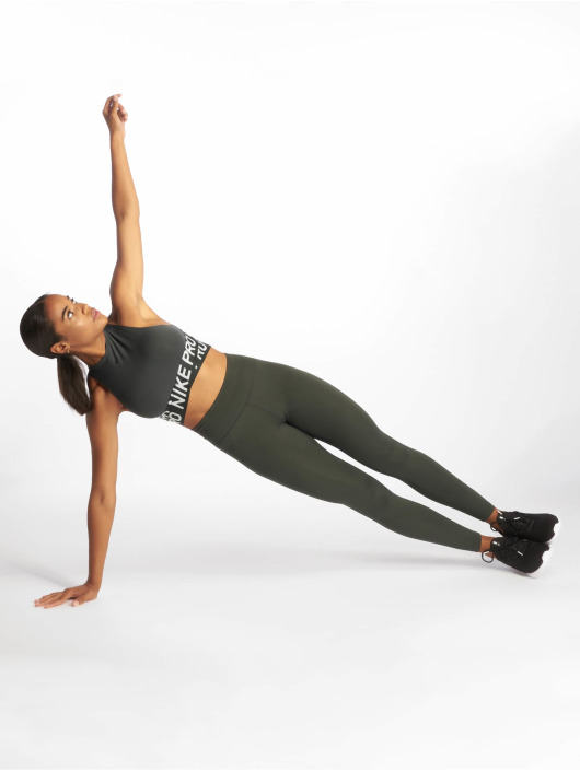 Nike Sport Tights All-In green