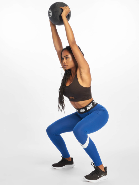 Nike Sportleggings Club HW blauw