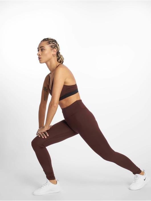 Nike Sportleggings All-In bruin