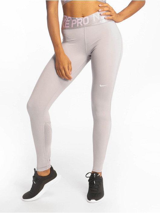 Nike Sportleggings Pro Intertwist 2.0 Tight grå