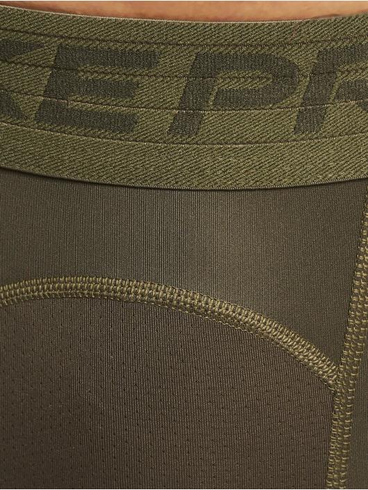 Nike Sportleggings Pro khaki