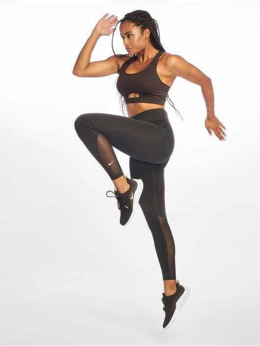 Nike Sportleggings One 7/8 svart