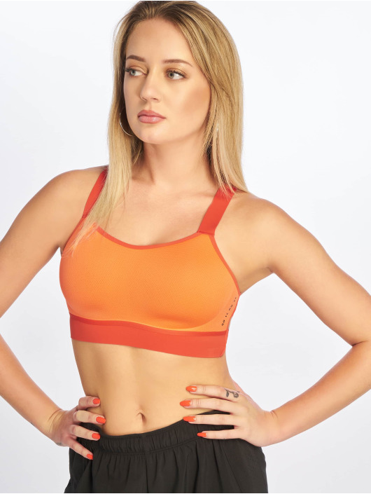 Nike Sports-BH Breathe oransje