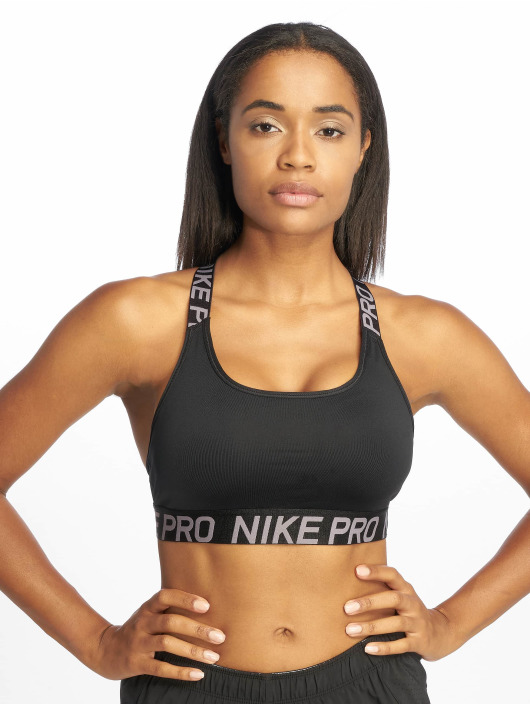 Nike Sports-BH Classic Pro svart