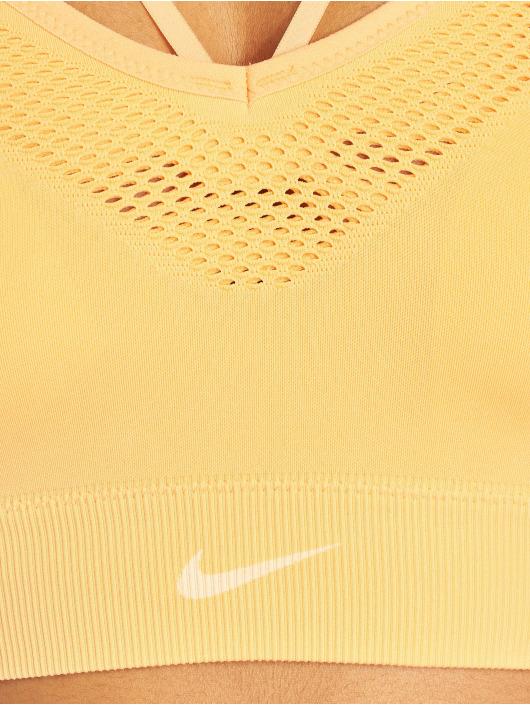 Nike Sports Bra Seamless orange